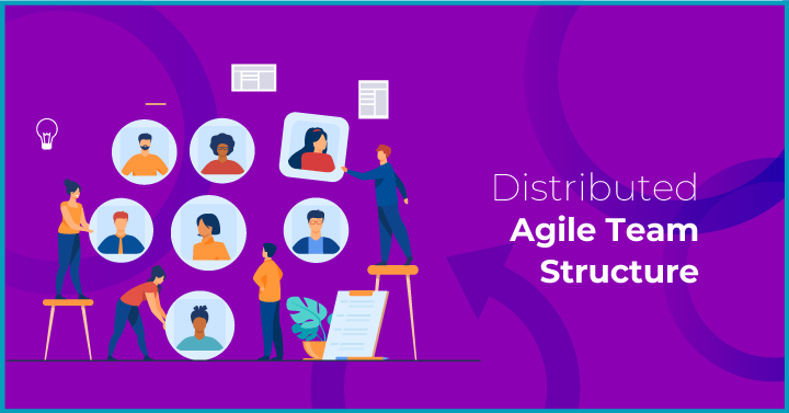 Distributed Agile Team Structure