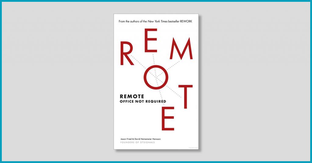 remote work guidance