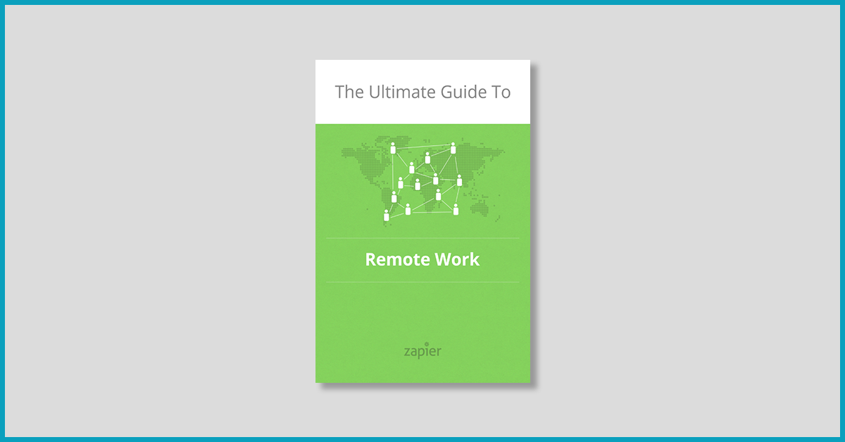 How to guide for remote work
