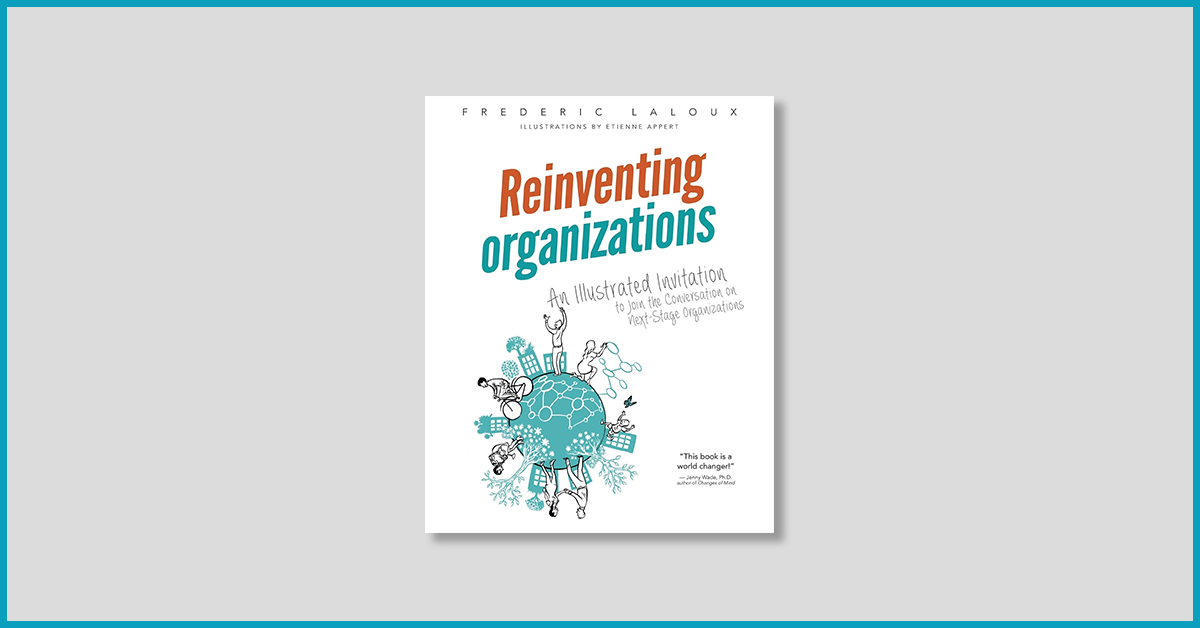 How to reinvent remote organizations