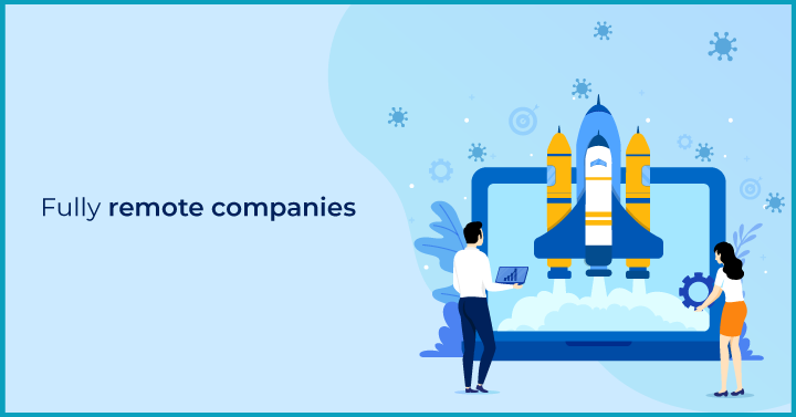 Fully remote companies