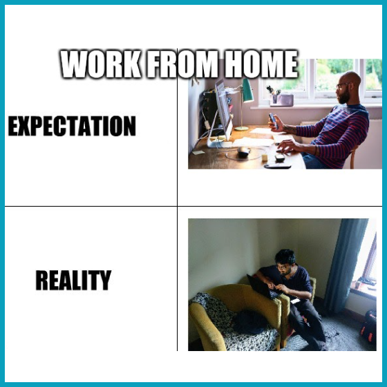 remote work memes