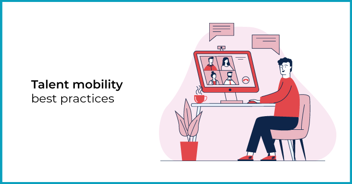 The role talent mobility plays in enhancing workflows