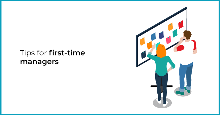 Tips for first-time managers