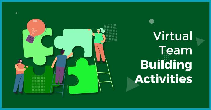 virtual team building bingo