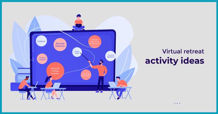 Virtual retreat activity ideas