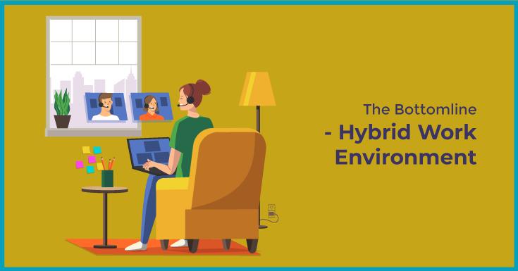The Bottomline- Hybrid Work Environment