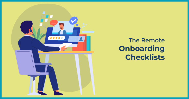 The Remote Onboarding Checklist