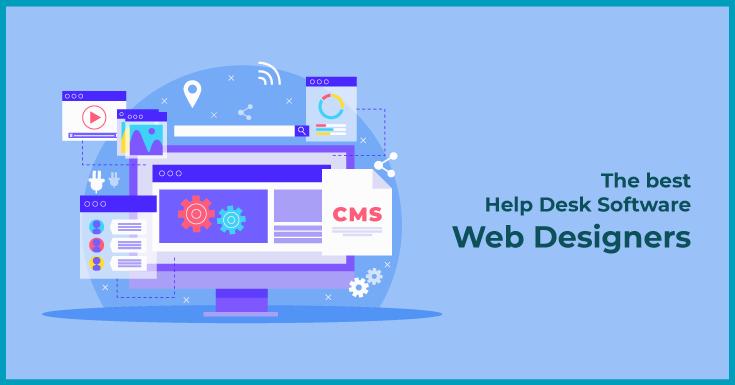 The Best Help Desk Software for Web Designers