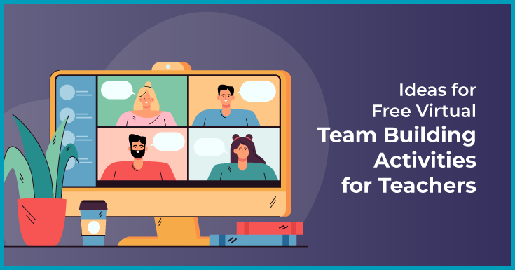 virtual team building activities for teachers and students