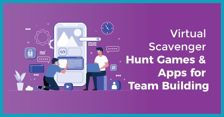what is an online scavenger hunt?