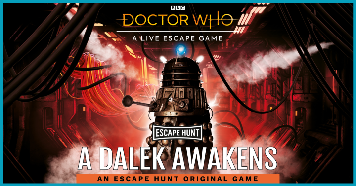 Doctor Who Worlds Collide Escape Room