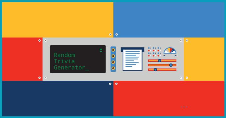 Random Trivia Generator
