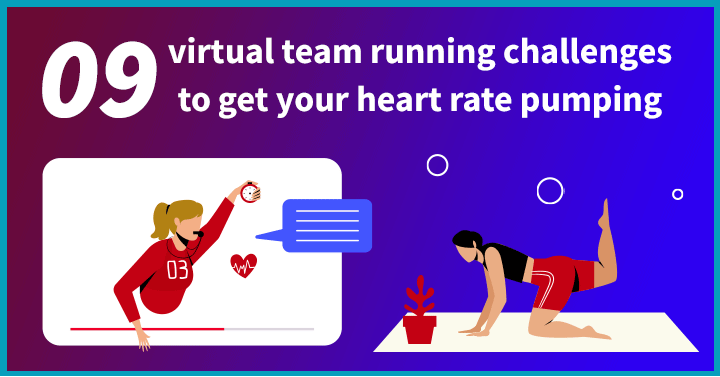 9 virtual team running challenges to get your heart rate pumping