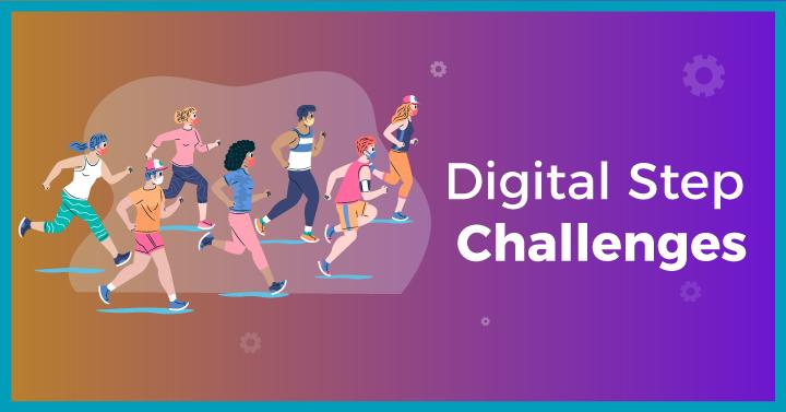 Digital Step Challenges