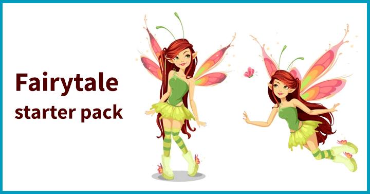 Fairytale starter pack