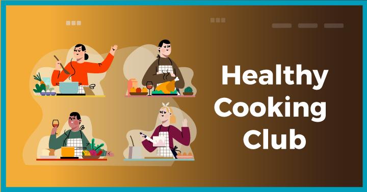 Health Cooking Club&nbsp