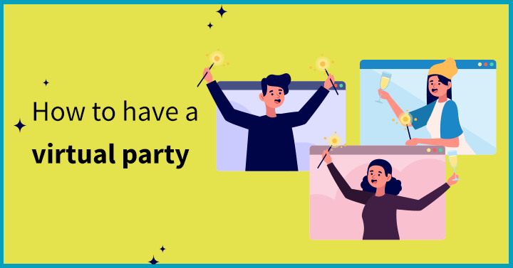 How to Start Planning a Virtual Holiday Party