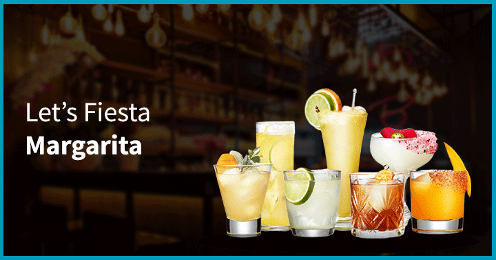 Let's Fiesta Margarita