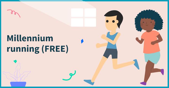 Millennium running (FREE)