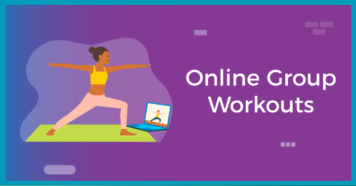Online Group Workouts