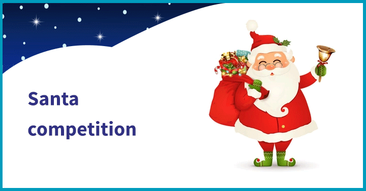 Santa competition