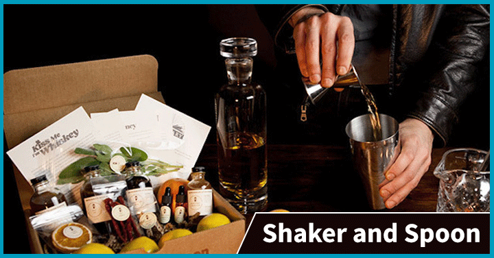Shaker and Spoon