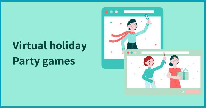 Virtual Holiday Party Games