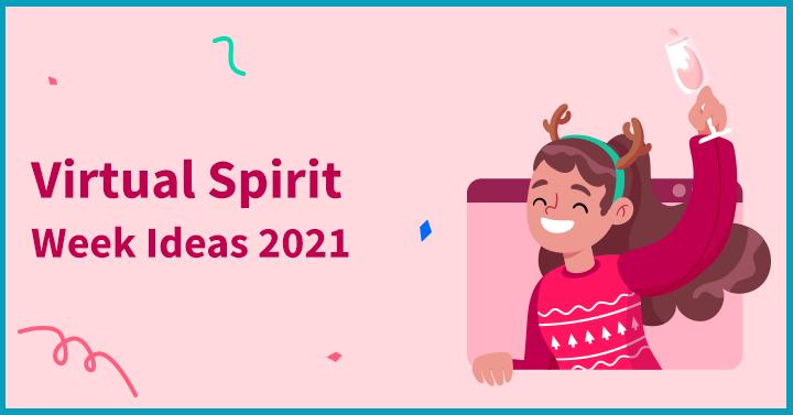 Virtual Spirit Week Ideas 2021