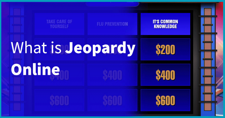 What is Jeopardy Online?
