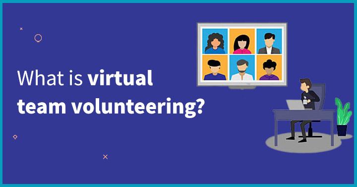 What is Virtual Team Volunteering