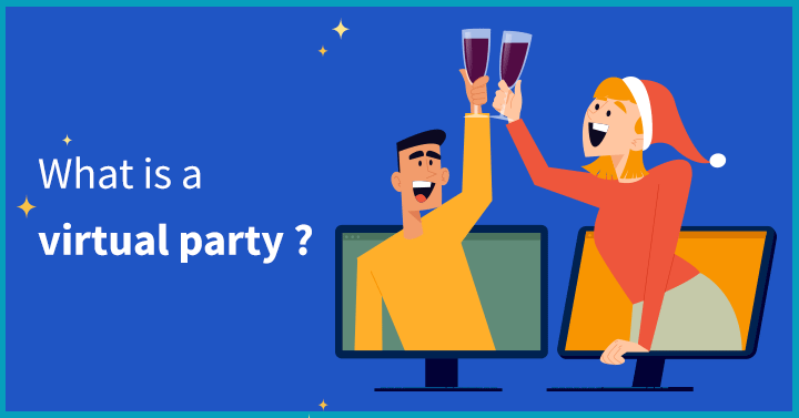 What is a Virtual Holiday Party?