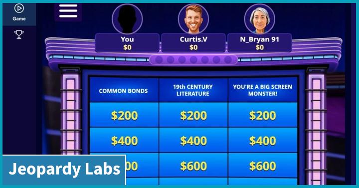 jeopardy lab