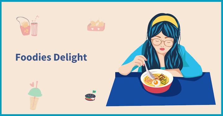 Foodies Delight