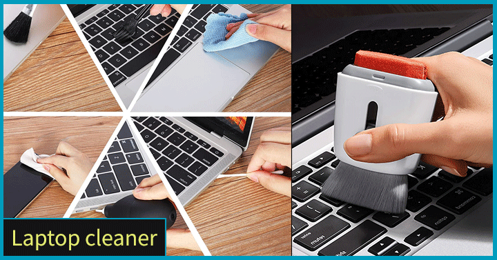 Laptop cleaner