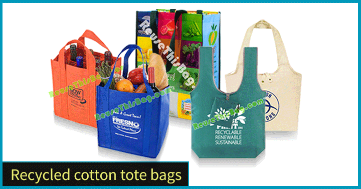 Recycled-cotton-tote-bags