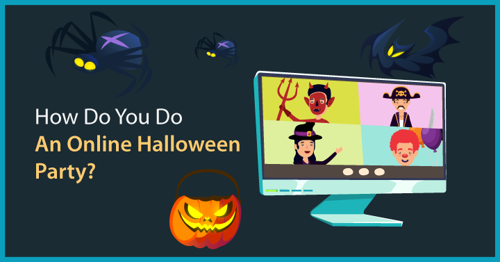 How Do You Do An Online Halloween Party